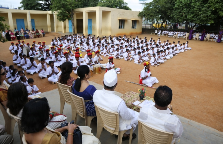 Rotary Bangalore Vidyalaya – Independence Day (4 Photos)