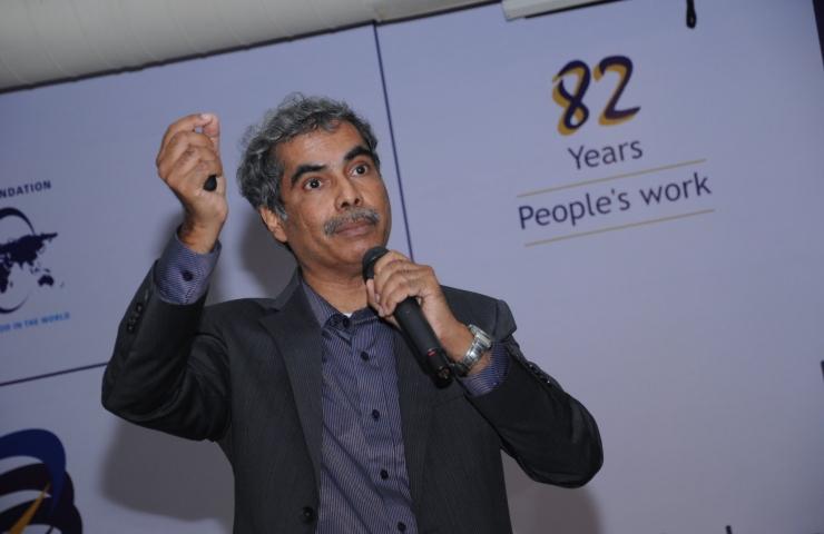 Speaker – Raj Vedam
