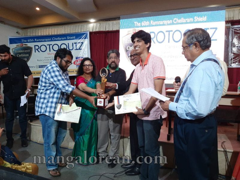 History Created! 104 Participants Vie in World's Longest Running Rotary 'Rotoquiz 2019'