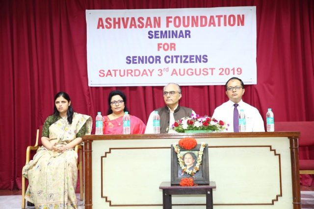 """One Step at a Time"" Gives Ashvasan to Elders"