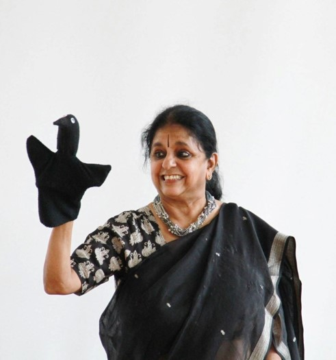 Geeta Ramanujam – Revival of the Art of Storytelling