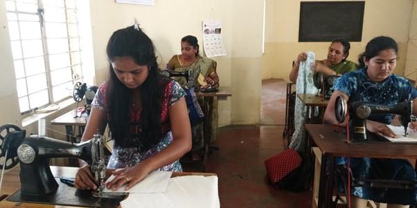 Rotary Bangalore Vidyalaya – Vocational Training Centre Inauguration