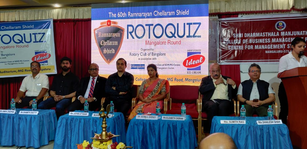 RotoQuiz at Mangalore 8th September 2019