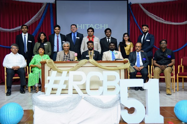 Genesis – Rotaract Club of Bangalore's 51st Installation Ceremony