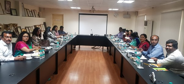 Governing Council at Rotary Muthappa Attavar Hospital