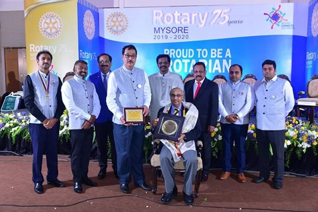 Platinum Jubilee Celebrations – Rotary Club of Mysore